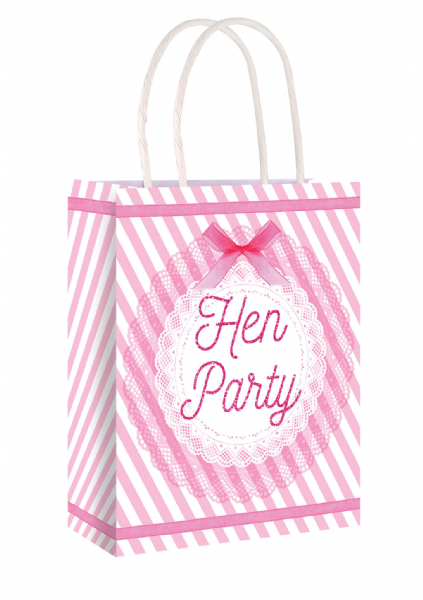Vintage Hen Party Bag